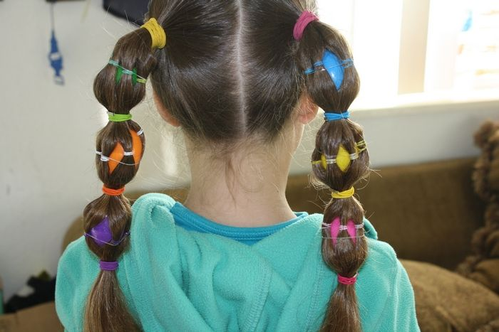 Pleasant 1000 Images About Easter On Pinterest Crazy Hair Days Hair Hairstyles For Women Draintrainus