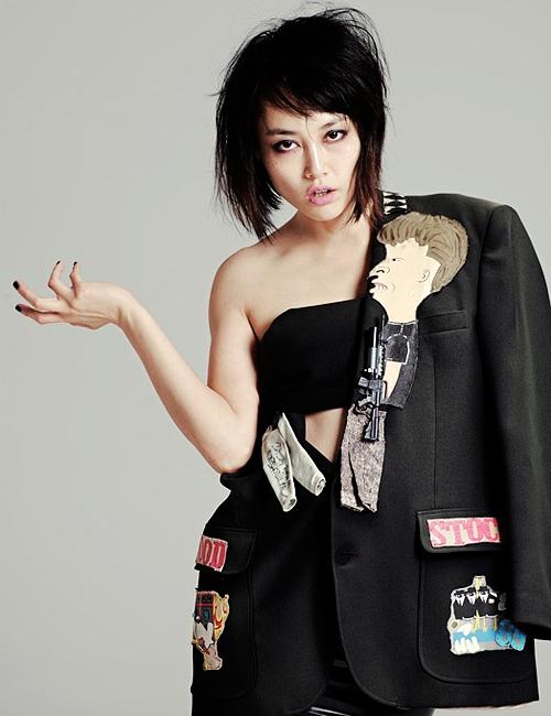 Rinko Kikuchi | +Celebrity Skin+ | Pinterest