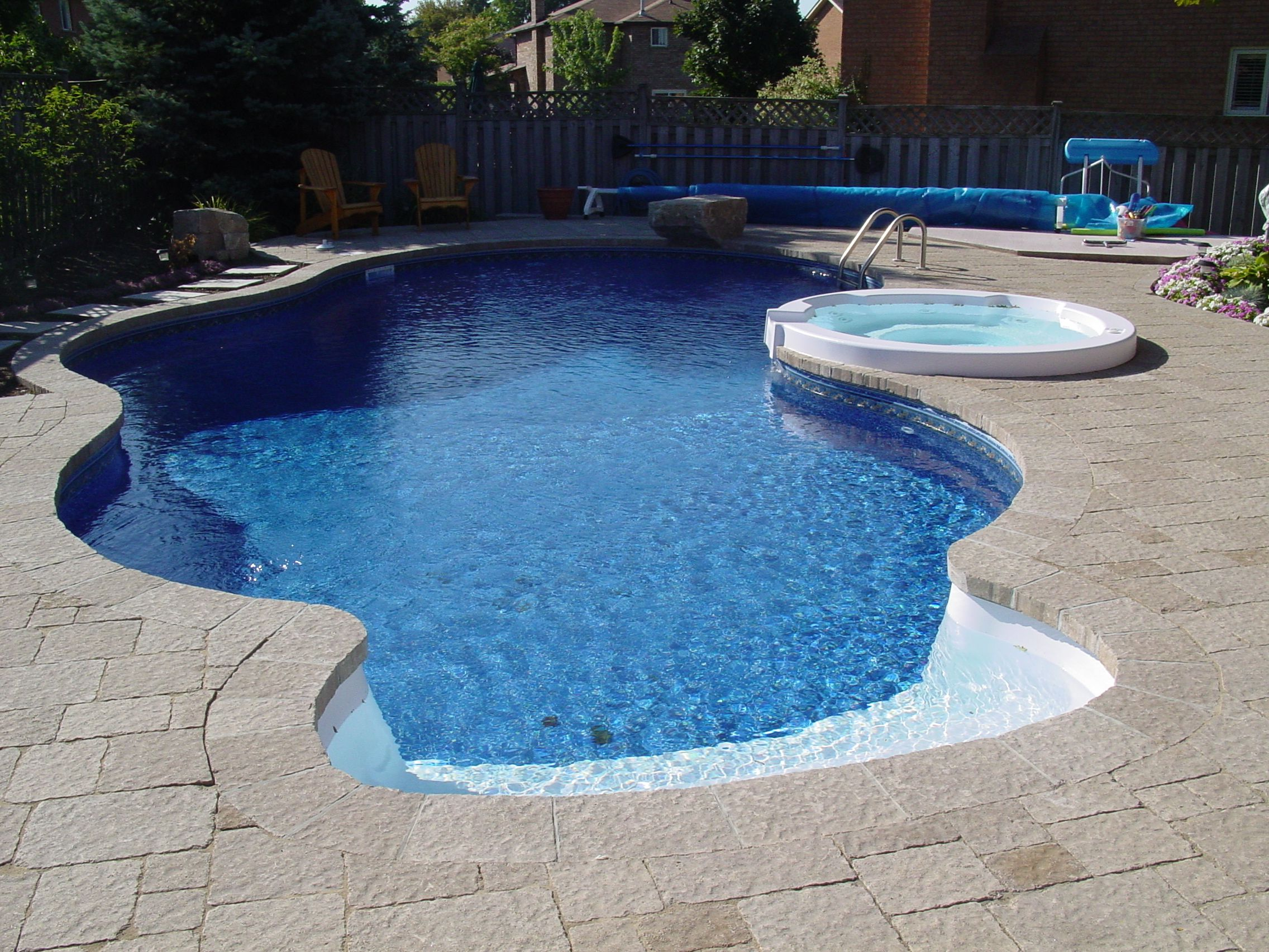 pools | information in ground pools custom gunite pools vinyl ...