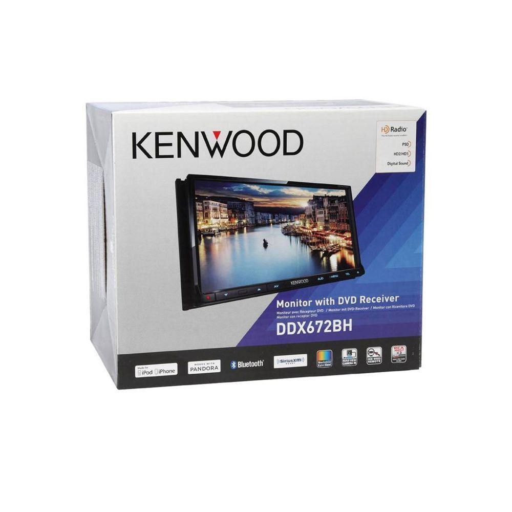 Kenwood Ddx672bh 2