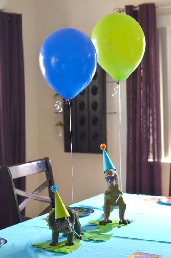 23 Roarsome Dinosaur Birthday Party Ideas - Pretty My Party #dinosaur