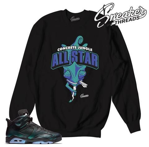 brand new 751a2 d42f2 Jordan 6 all star sweaters match retro 6 sneakers. | Jordan ...