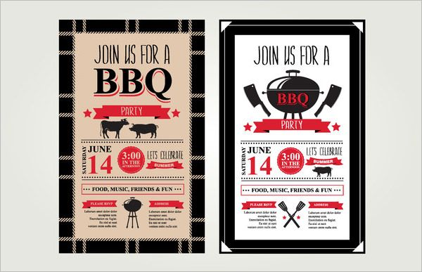 40 bbq invitation templates pinterest invitation templates