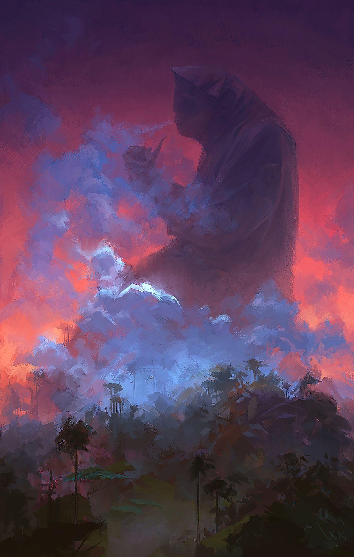 ArtStation - Ivan Khotenov