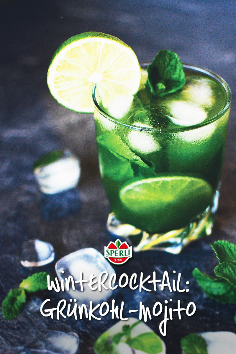 Grunkohl Mojito Spannendes Cocktailrezept Ohne Alkohol Cocktail Rezepte Mit Alkohol Grunkohl Alkoholfrei