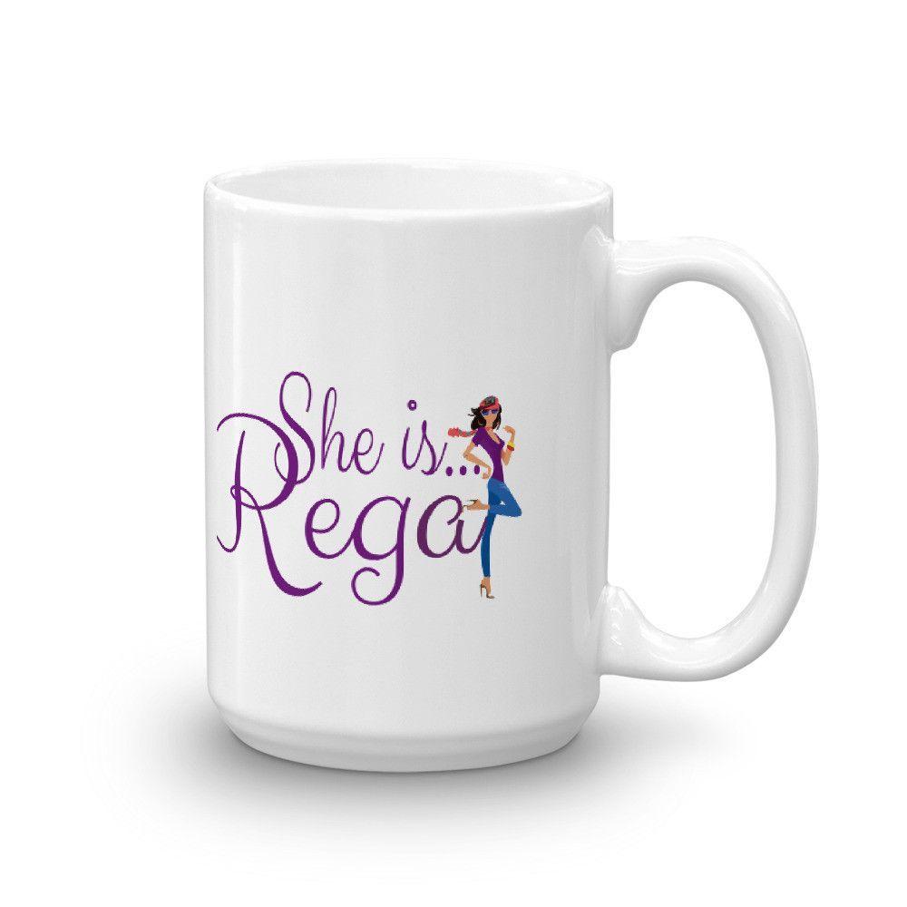 Mug She is...Regal