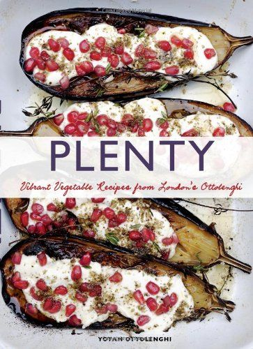 Plenty: Vibrant Vegetable Recipes from London's Ottolenghi 25 USD. Så kan jeg lage middag til mine vegetarianervenner!