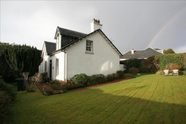 Brilliant Cottage At Rhu I Found This On Rightmove West Coast Style Download Free Architecture Designs Scobabritishbridgeorg