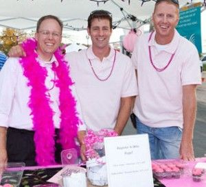 On Thursday October 4th The Owners And Staff Of Kjellberg Carpet One Floor Home In Buffalo Mn Participated In The Pink Street With Images Pink Street This Is Us Pink