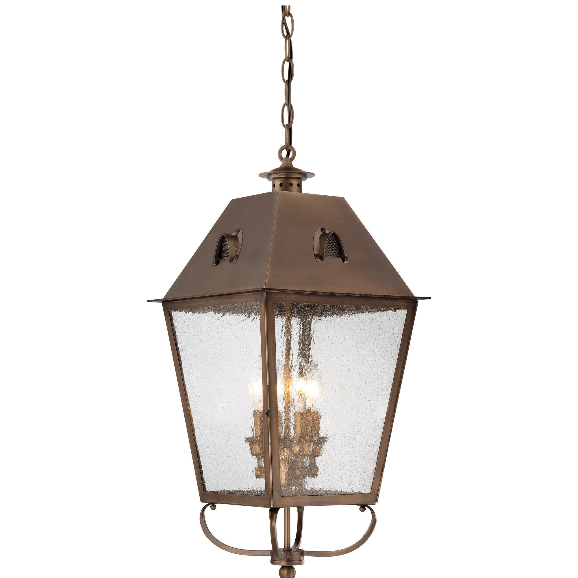 Meriline 4 Light Outdoor Hanging Lantern