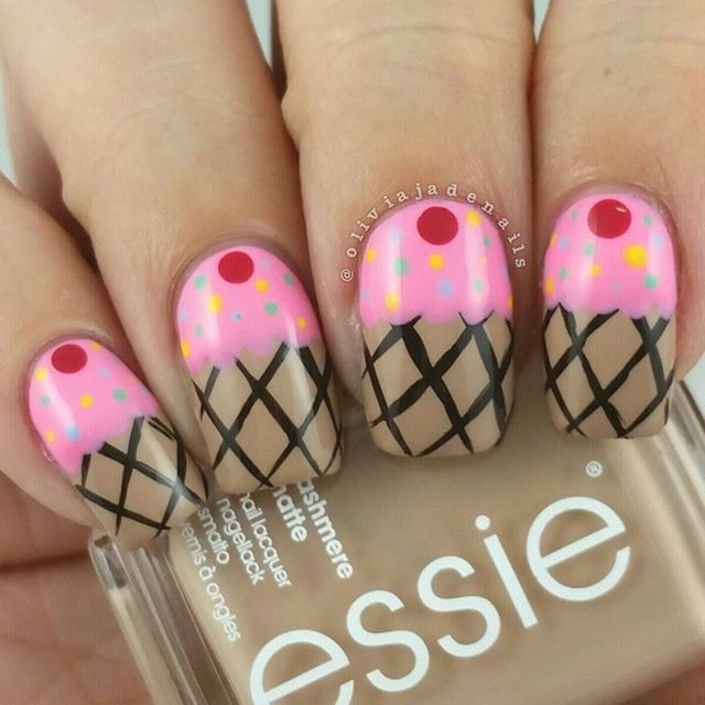 I have something a little different on my blog today. I have  review of @iscreamnails ... | Use Instagram online! Websta is the Best Instagram Web Viewer!