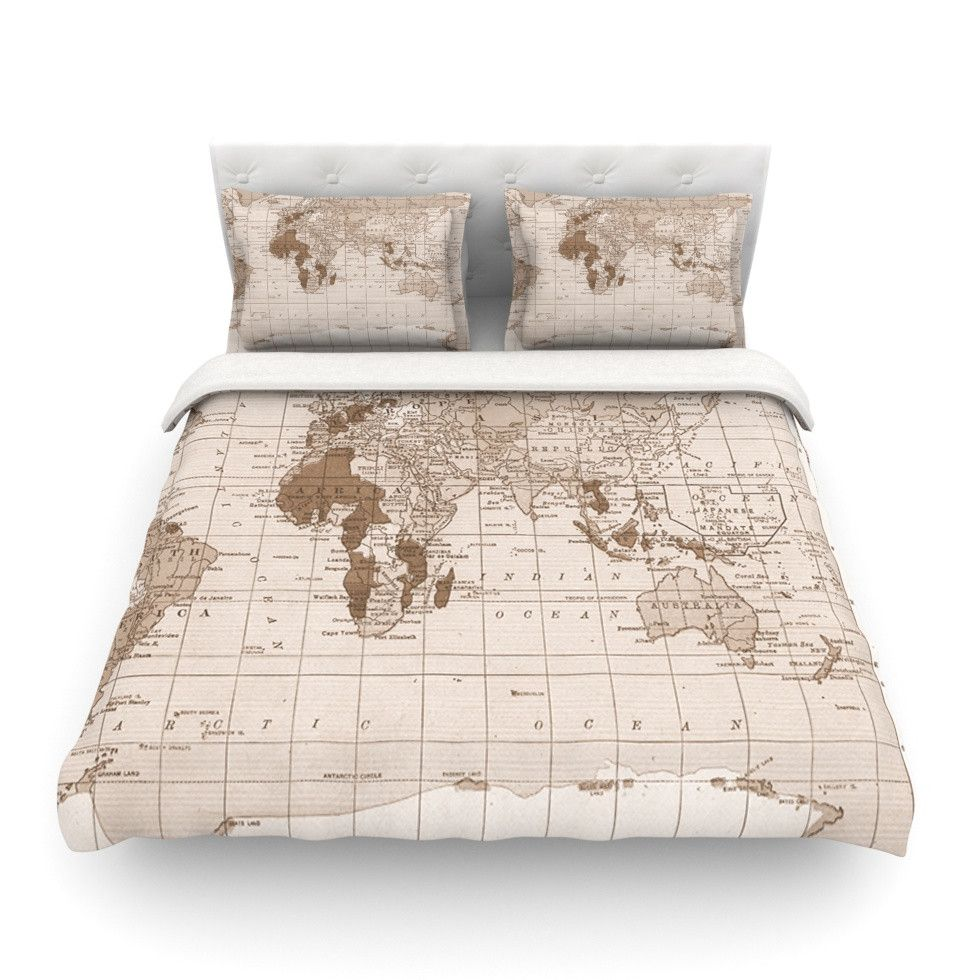 Catherine holcombe emerald world vintage map cotton duvet cover catherine holcombe emerald world vintage map cotton duvet cover gumiabroncs Gallery