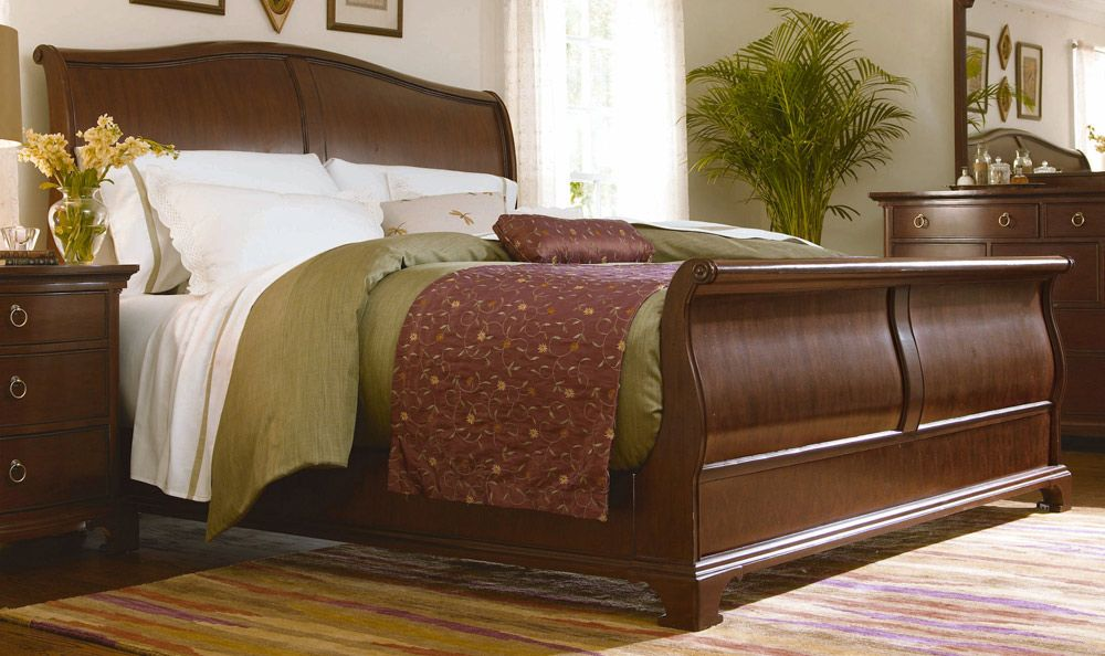 king size sleigh bedclassics today california king size sleigh