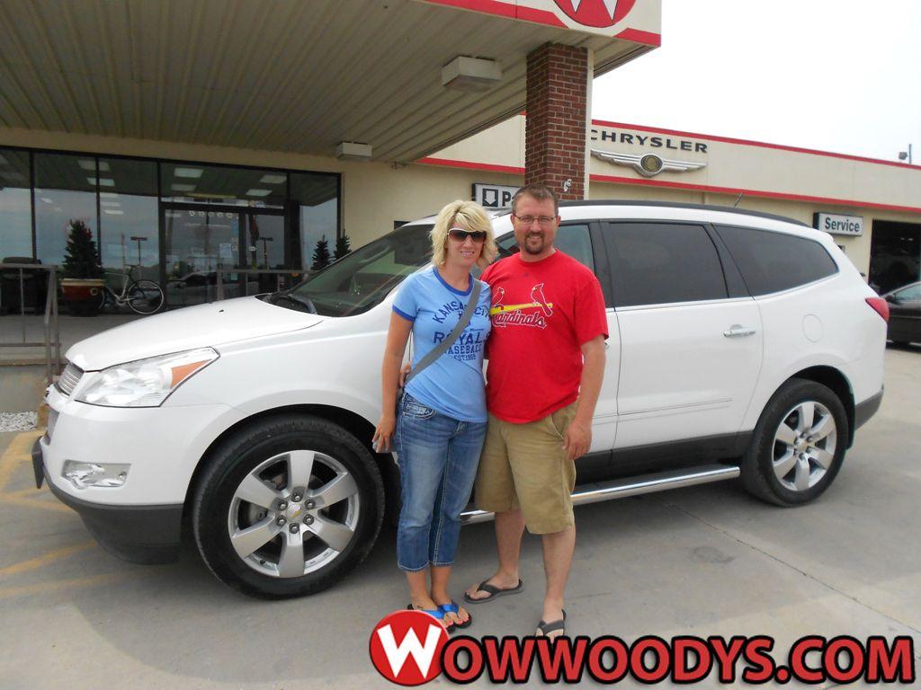 Dennis and Bobbi Weaver from Milan, Missouri purchased