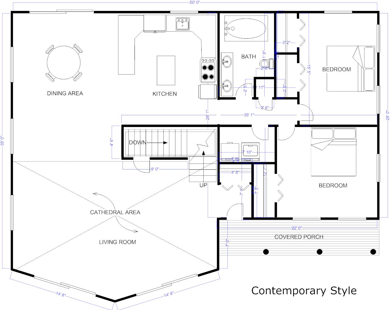 House Blueprint Software