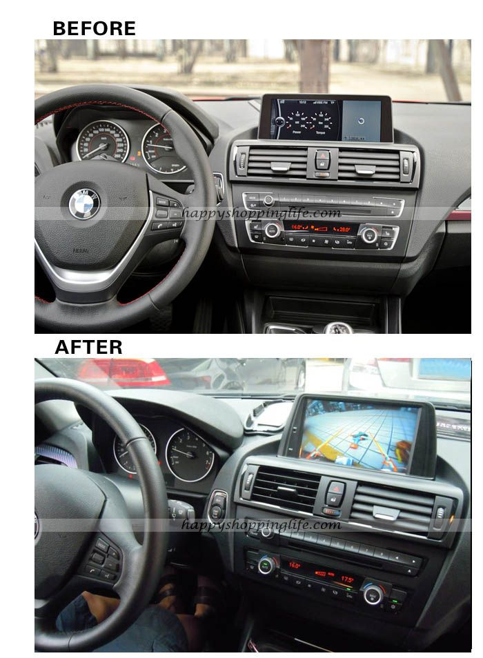 Install Bmw 1 Series F20 Gps Navigation With Touchscreen Bluetooth Http Www Happyshoppinglife Com Bm Gps Navigation System Bluetooth Car Kit Car Dvd Players