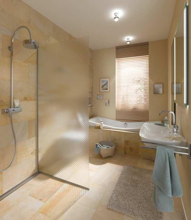 Badewanne Foster Zweisitzer im kleinen Badezimmer