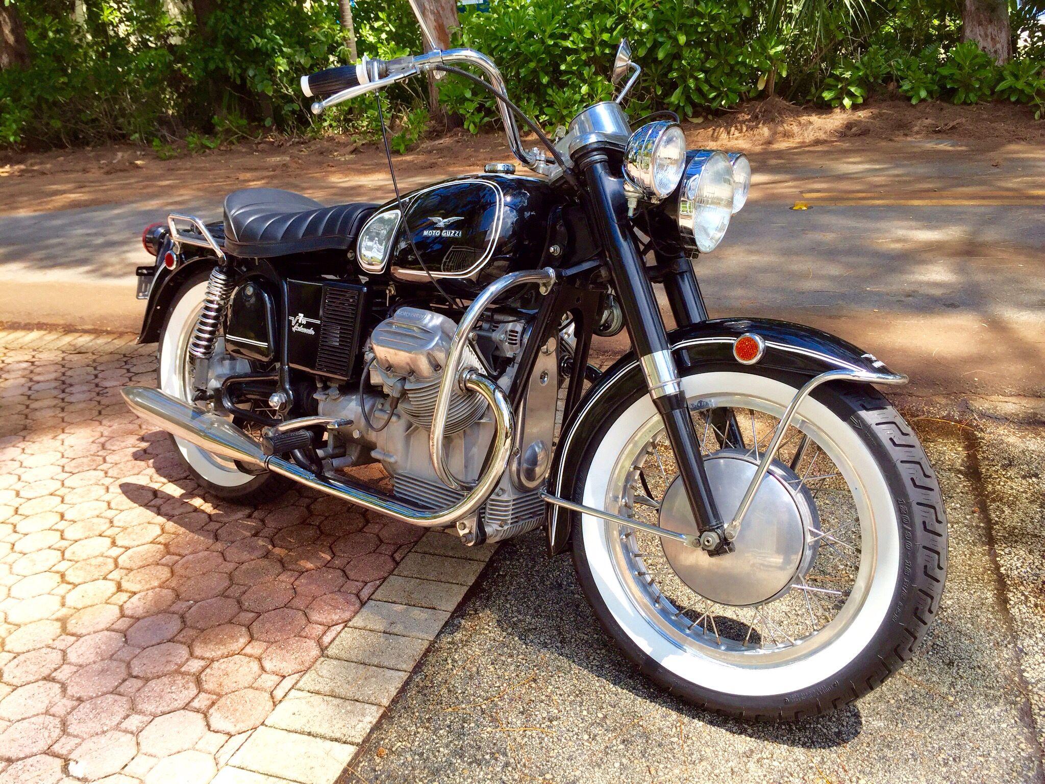 1971 moto guzzi ambassador | cars,bikes & other great things