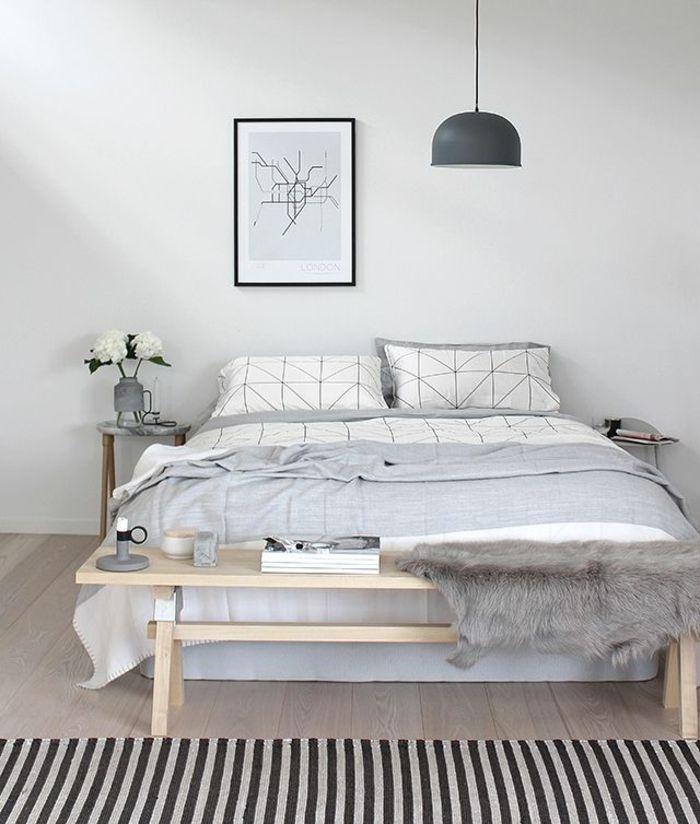 skandinavisches design schlafzimmer inneneinrichtung schlafzimmer pinterest