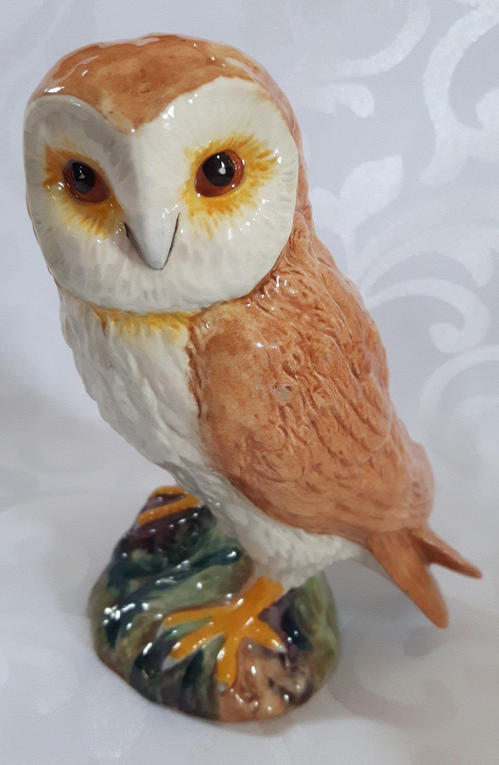 Beswick Barn Owl Model 2026 Owl Barn Royal Stafford