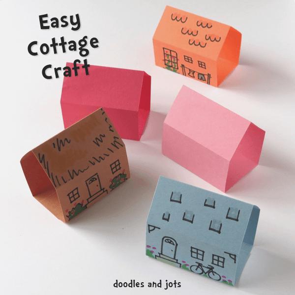 Easy Cottage Craft