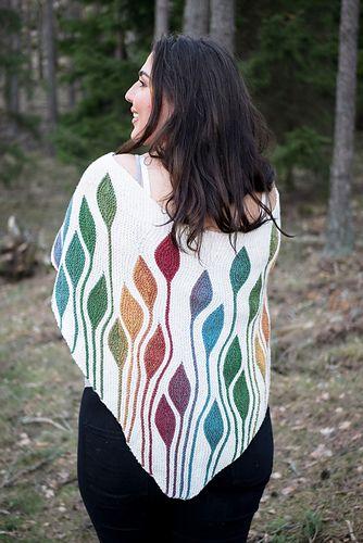Photo of Aeria pattern by Linnea Ornstein