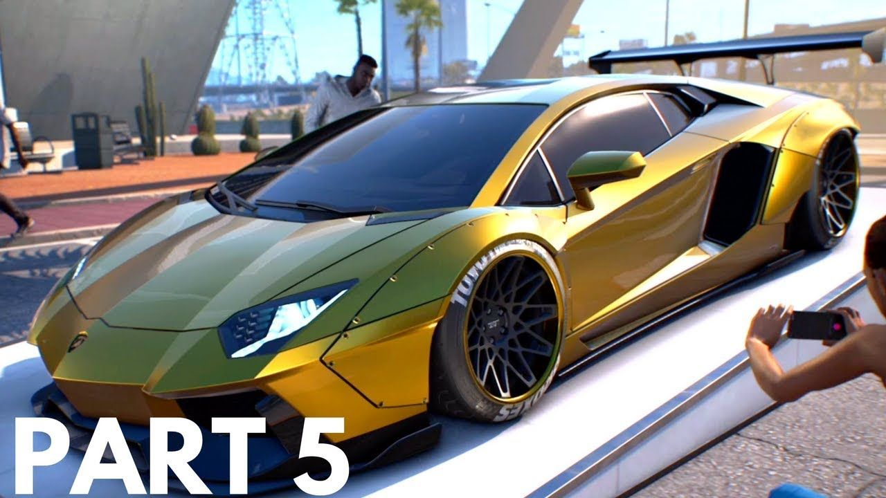 Party Time Double Or Nothing 24k Gold Plated Cars Need For Speed Payback Need For Speed Payback Car