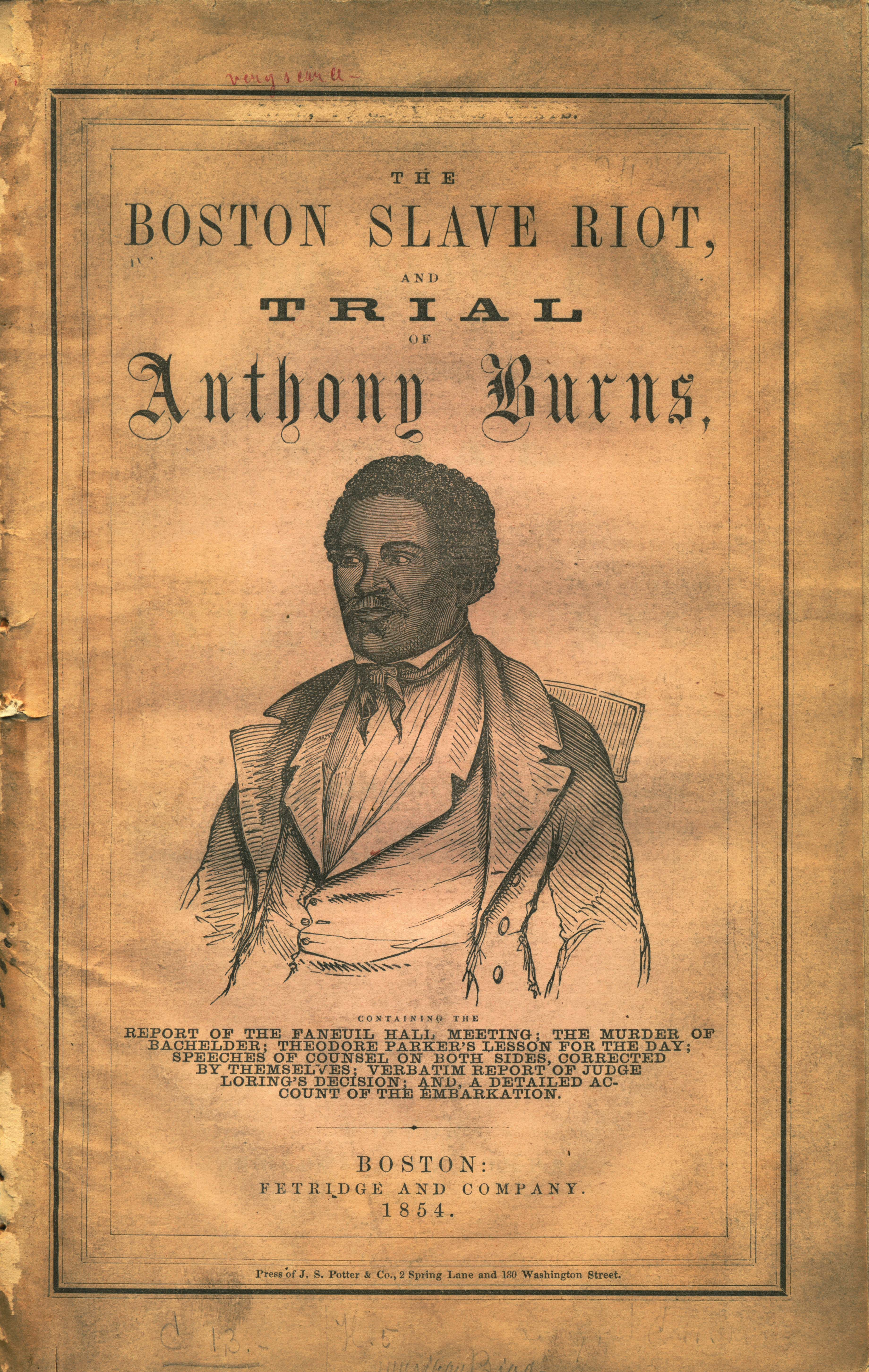 003 Slavery and Abolition in the U.S. Select Publications of