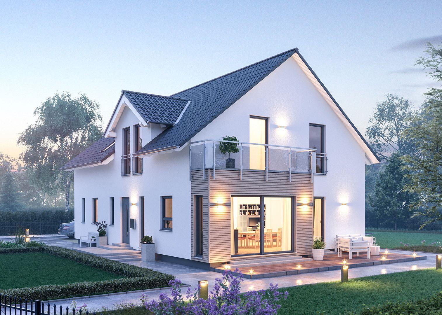 Traum vom eigenheim wir verwirklichen ihn lifestyle 4 wohnbereich