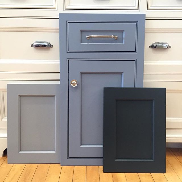 Cabinet Paint Colors Left To Right Tucker Gray Mineral Alloy And Lead All Benjamin Moore Fantastic