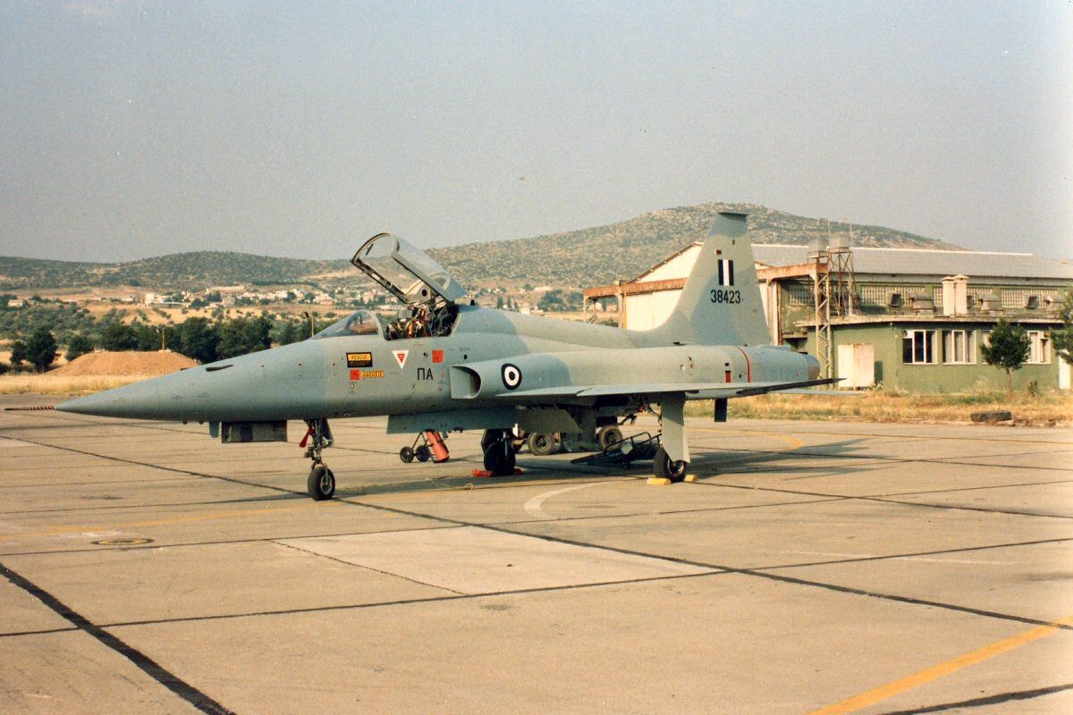 F-5A Freedom Fighter Hellenic Air Force