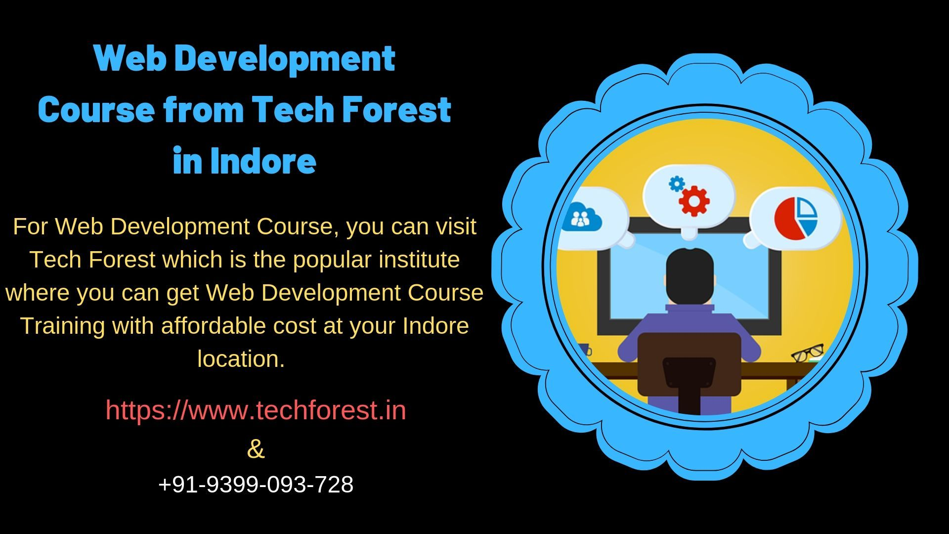 Web Development Course In Indore Coaching Classes Institute Indore Web Development Course Web Development Development