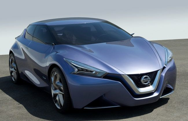 Nissan Has Unveiled Friend Me Its Latest Concept Car At The 2013 Shanghai Auto Show The Concept Is Designed Primarily In China For T Concept Cars Nissan Car