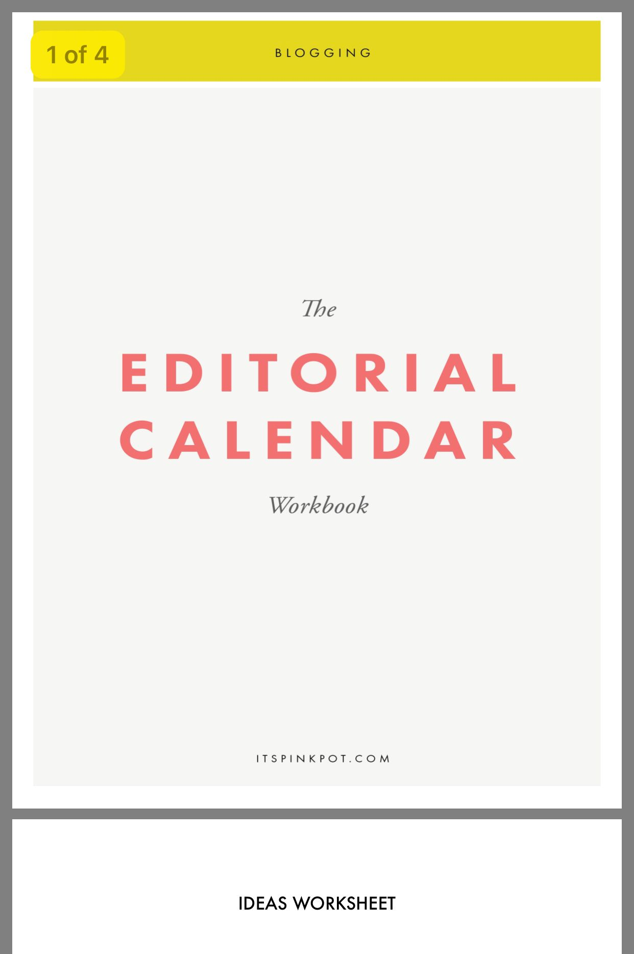 Editorial Calendar Image By Ar Rijal Edutech On Education