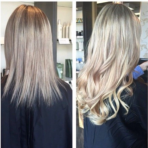 Hotheads Hair Extensions Redbloom Salon Hairbeauty