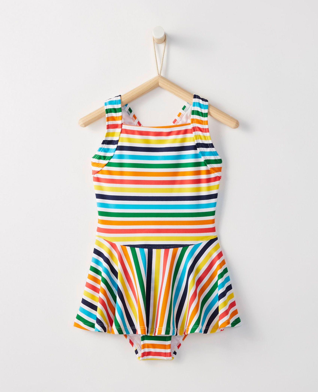 bd7779872f Sunblock Skirted One Piece Tween Fashion, Girl Fashion, J Crew, Swimsuits,  Swimwear