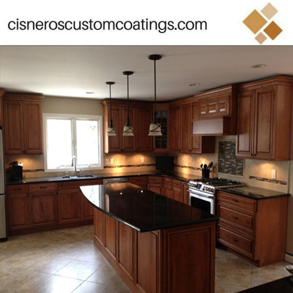 When It Comes To Epoxy Flooring It Appears To Be Made For Garage Or Shop Floori Appears Epoxy Black Granite Countertops Kitchen Floor Tile Kitchen Design