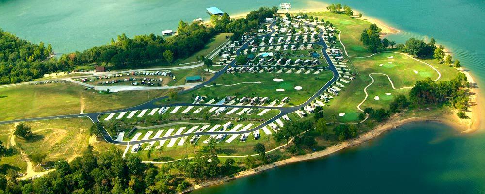 Ozarks Rv Resort On Table Rock Lake Oak Grove Ar