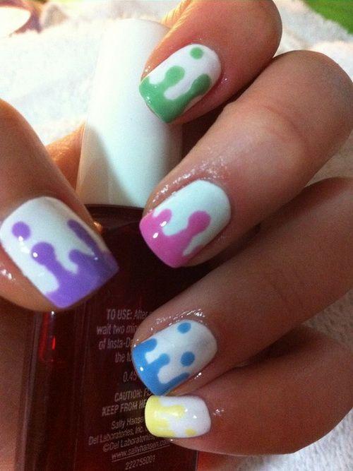 Fun Nail Designs Tips Easy Inspiration