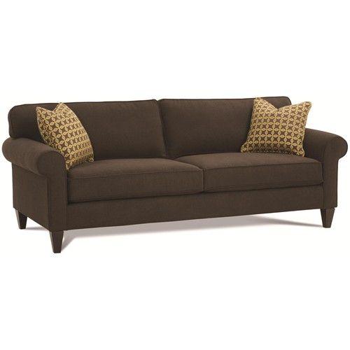 Bleeker RXO Customizable Queen Sleeper Sofa by Rowe Baer s