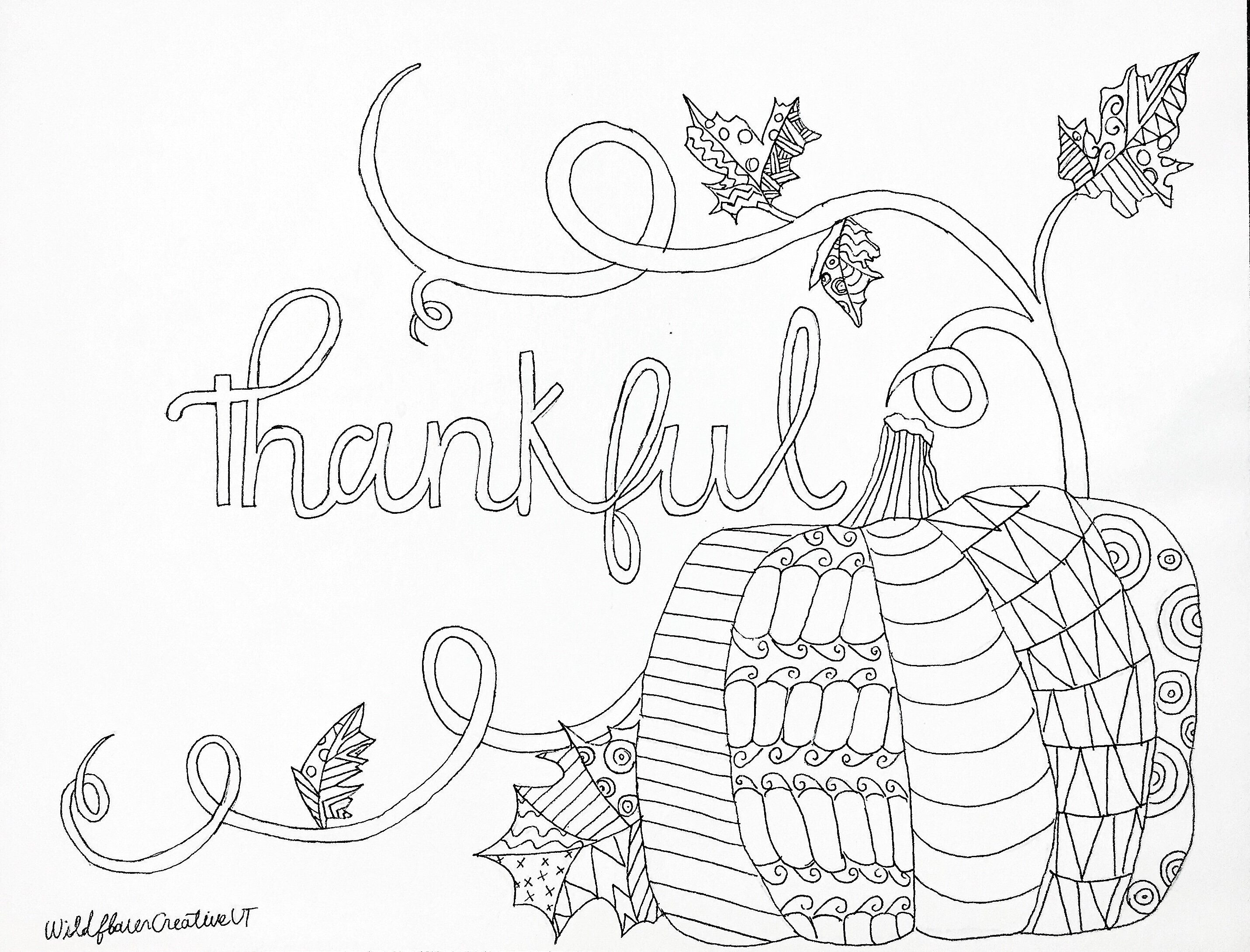 Excited To Share This Item From My Etsy Shop Thanksgiving Print Thanksgiving Digital Down Thanksgiving Coloring Pages Coloring Pages Coloring Pages For Kids [ 2179 x 2861 Pixel ]