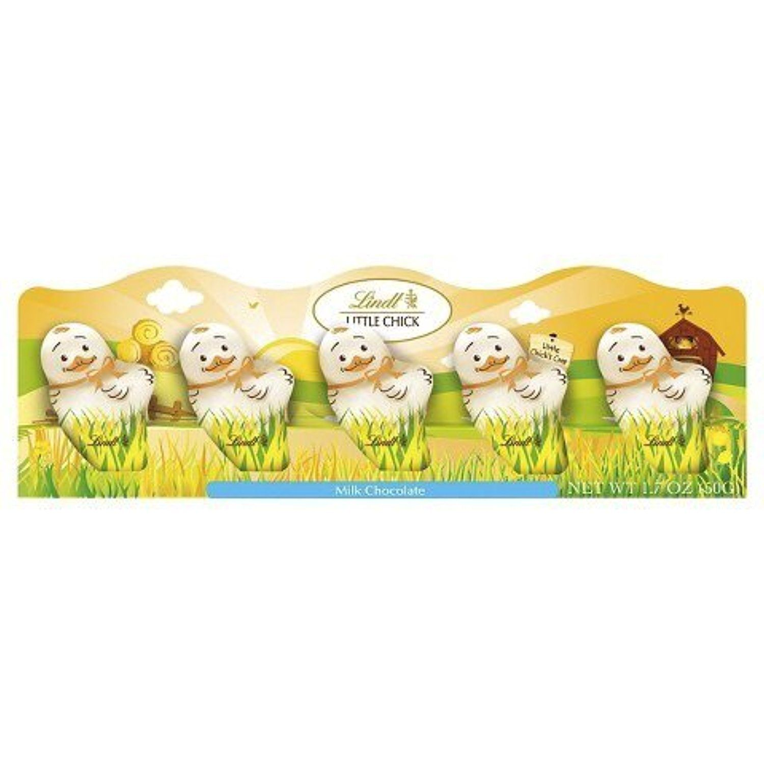 Lindt little chicks 5 piece by Lindt -- Awesome products selected by Anna Churchill