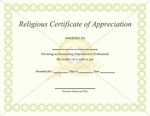 appreciate your church pastor with our pastor appreciation certificate template to honor them for their leadership and service to the ministry or church