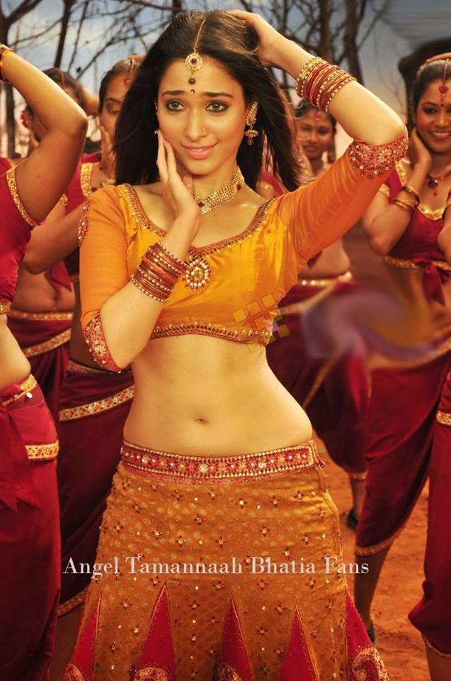 South Indian Sexy Actress Tamanna Navel Scene Tamanna Unseen Photo  Hot Actress -1490