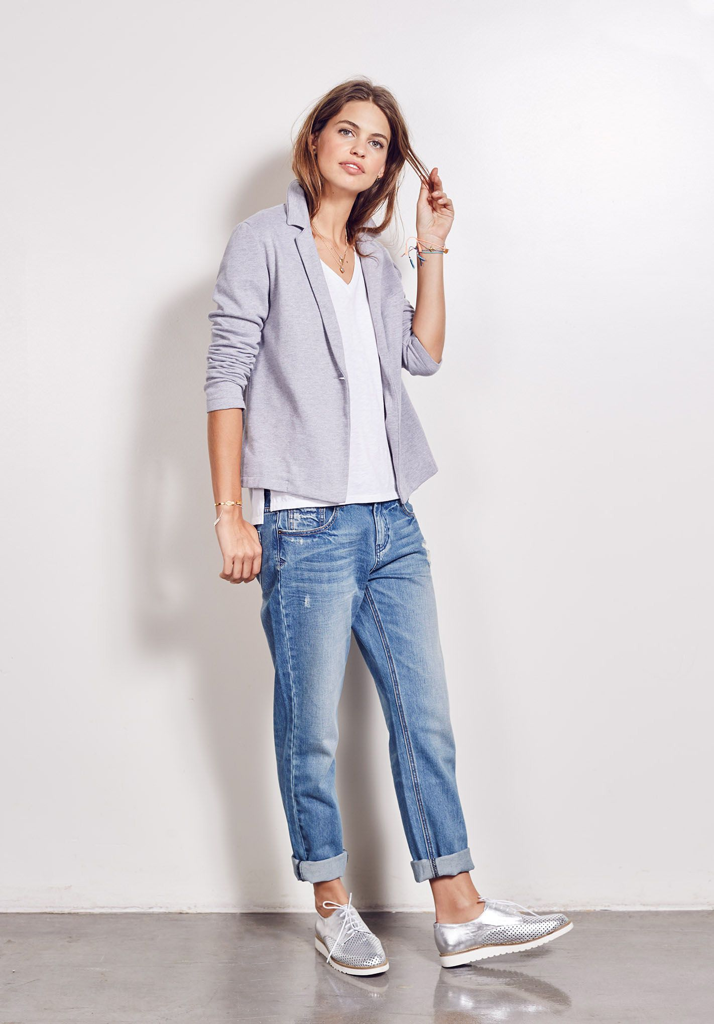Taking A Look At Hush Ss15 Amp Wiwt Boyfriend Jeans