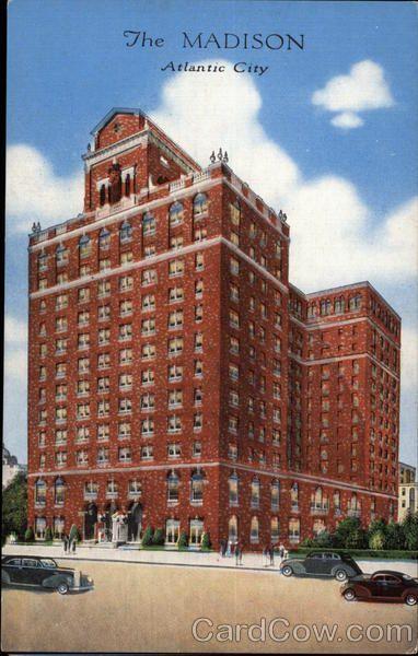 The Madison Hotel Atlantic City Madison Hotel Atlantic City Boardwalk