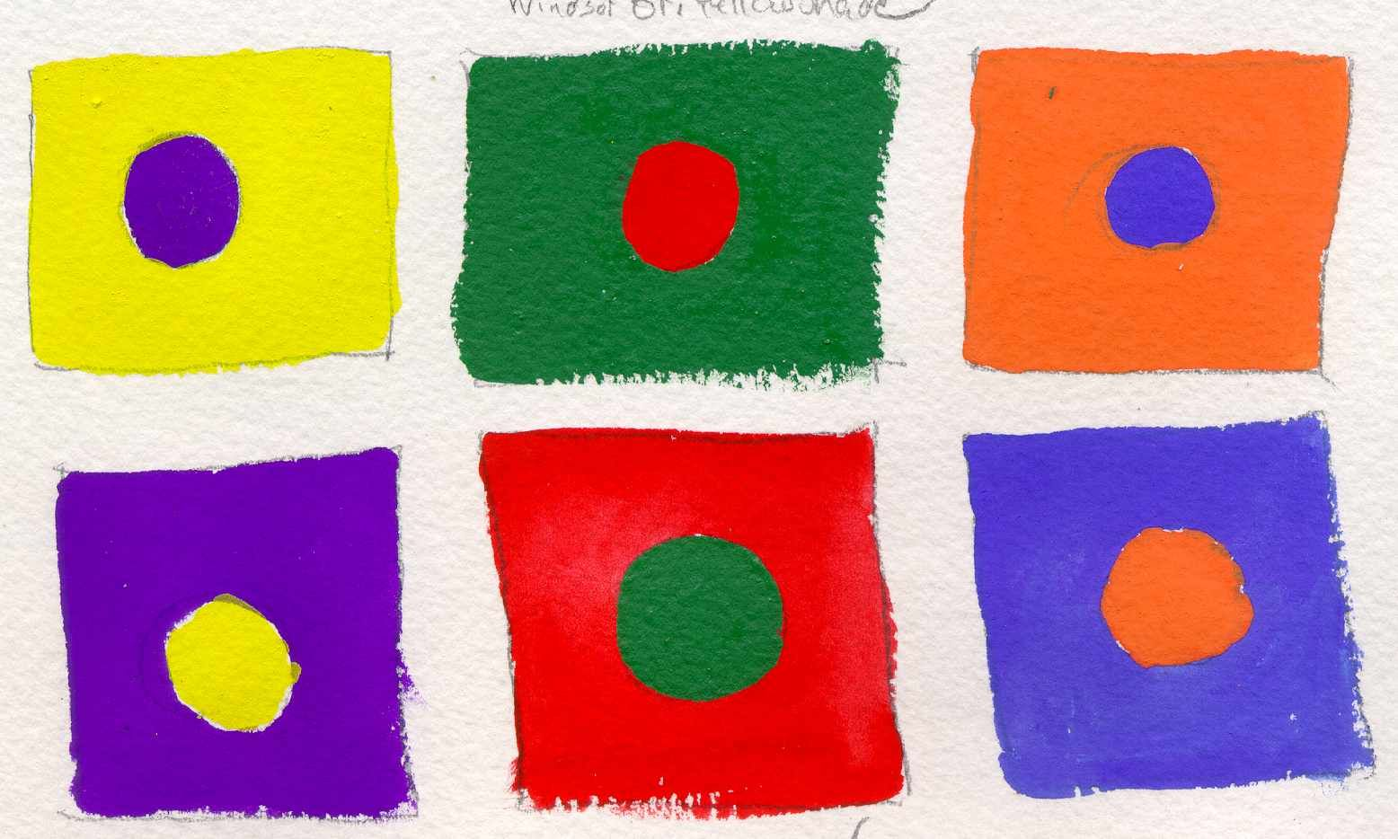 Posts About Color Theory On Creative Color Complementary Colors Art Lessons For Kids Color Theory