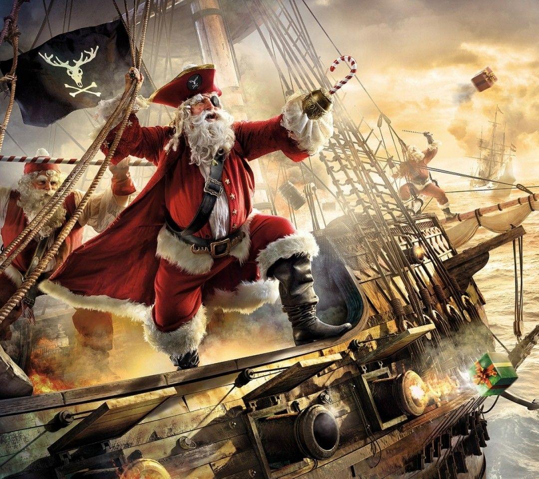 I KNEW IT===== Santa claus wallpaper, Fantasy art, Art