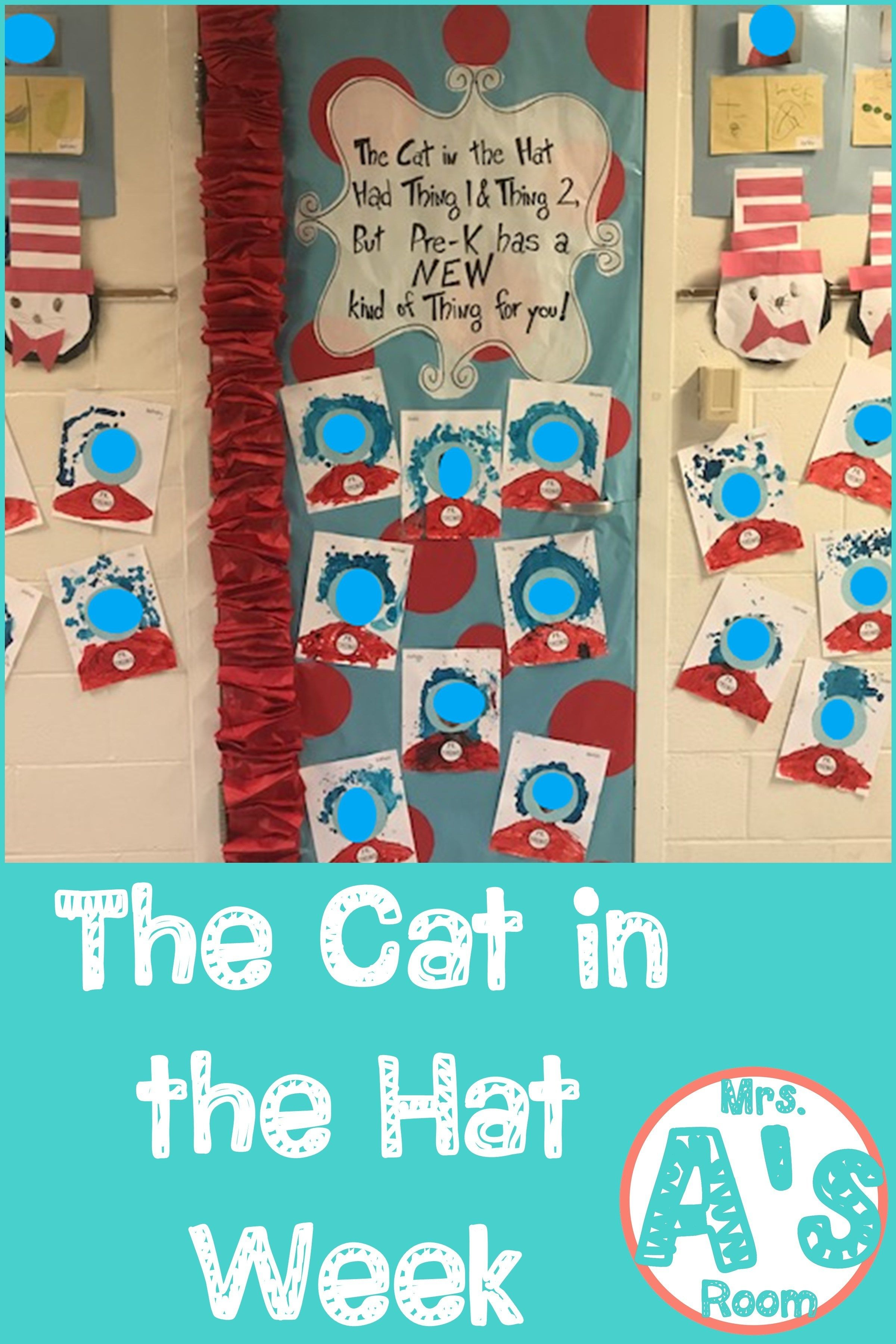 The Cat In The Hat Week