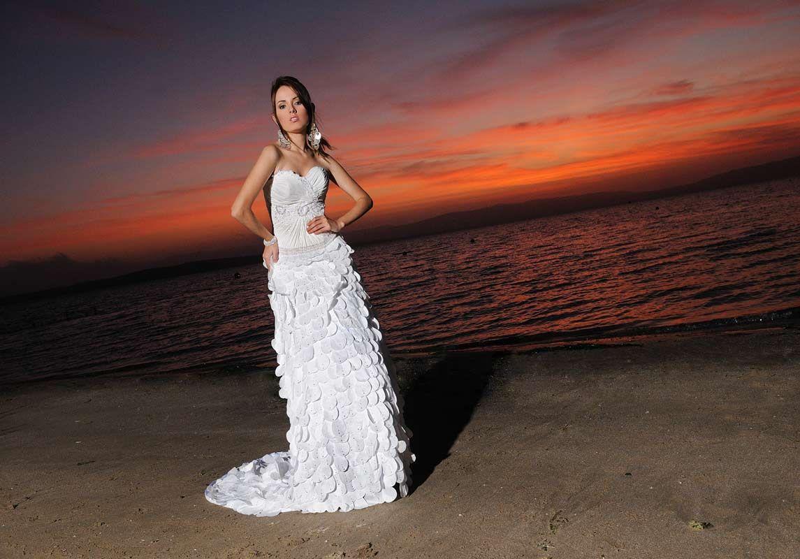 Vestidos de Novias - Melchor Vega